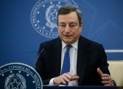 "G20, Draghi: ""In Afghanistan crisi umanitaria gravissima, mandato Onu per agire"""