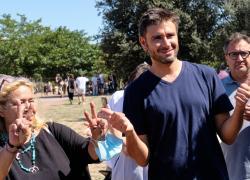 """M5S, Di Battista annuncia un """"nuovo in tour per la politica"""""""