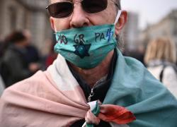 """Green pass, promotrice del Referendum: """"Aderiamo simbolicamente a sciopero portuali"""""""