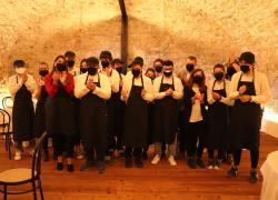 Bper Banca insieme ai ragazzi di Tortellante ospita un pranzo di solidarietà nell'ex Monastero di Astino - la Gallery