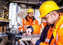Open Fiber, web a 10 Gigabit per secondo raggiunge 5mila case e uffici a Modica