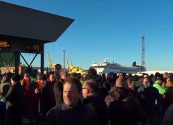 Proteste Green pass, l'orgoglio ritrovato di essere italiani grazie ai portuali di Trieste: forse da oggi nuova capitale della Libera Italia