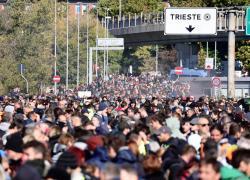 Green pass proteste portuali, continuano i presidi a Trieste