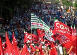 """Manifestazione sindacati a Roma oggi, in piazza il corteo """"mai più fascisti"""""""
