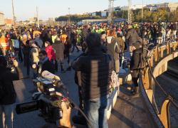 """Portuali Trieste, Puzzer si dimette dal sindacato: """"Ma la protesta continua"""""""