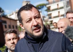 """Green pass, Salvini attacca Lamorgese: """"Idranti a Trieste ma nessuno stop a neofascisti?"""""""
