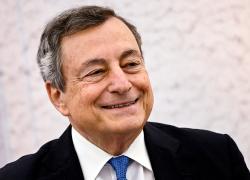 """Legge di bilancio, dopo le elezioni c'è """"l'incognita Salvini"""": Draghi sceglie di """"non infierire"""""""