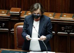 """Assalto Cgil, Lamorgese: """"Strategia della tensione? Accuse ingiuste"""""""