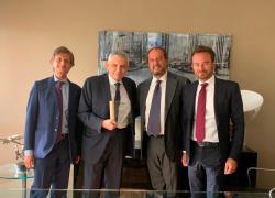 """BPER Banca: al Gruppo Prima Sole Components il premio """"Resilienza e Innovazione"""""""