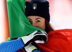 Chi è Sofia Goggia, portabandiera Pechino 2022: fidanzato, età, altezza, fisico