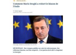 """Le Figaro dedica tre pagine all'Italia e alla """"rivoluzione Draghi"""""""