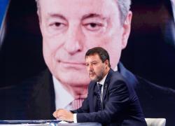 """Riforma pensioni, Draghi mette fine a Quota 100. Salvini: """"Presto una soluzione"""""""