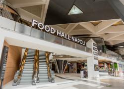 Grandi Stazioni, la Food Hall ha ridato nuovo valore a Napoli Centrale: spazio in disuso da 20 anni