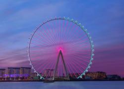Ain Dubai: inaugurata la ruota panoramica più grande al mondo: Ecco quanto è alta