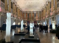 Pablo Atchugarry, Vita della Materia a Palazzo Reale