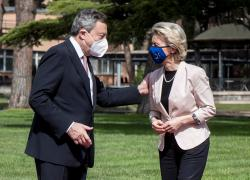 "Ue, Von der Leyen: ""Obiettivo del G20 ripresa equa dei Paesi nell'era post-Covid"""