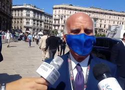"""Sticchi Damiani: """"L'automotive rappresenta il 10% del Pil, è un rilancio anche per l'Italia"""""""