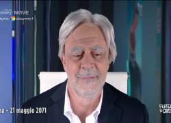 """Fratelli di Crozza, Di Battista dal 2071: """"Cerco di capire se scendere in politica..."""""""