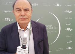 """Bruno Vespa: """"Forum in Masseria, grandi ospiti dialogano di turismo e innovazione"""""""