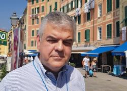 """Festival Comunicazione Camogli, Ferraris (FS Italiane): """"Mobilità sostenibile, attenzione ai territori, alle persone, alla connettività"""""""