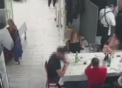 Rapina a Napoli: fucili puntati in faccia a bambini. Il VIDEO