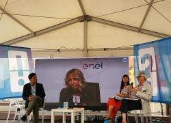 """Festival Comunicazione Camogli, Ferranti (Enel): """"Sfide tecnologiche rivelano la capacità di trasformarci"""""""