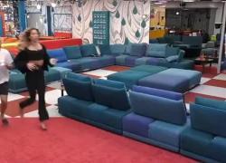 Gf Vip, lite Soleil Sorge vs Raffaella Fico: VIDEO