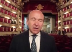 """Dominique Meyer, Teatro alla Scala: """"E' tempo di rinnovare"""""""