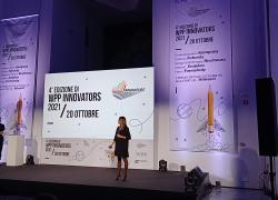 WPP Innovators 2021, speech Elisa Piscitelli - CEO e co-founder di Futurely