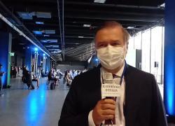 """Il Verde e il Blu Festival, Re Rebaudengo: """"Il cambiamento climatico è la prossima pandemia e ha già generato 70 miliardi di danni nel nostro Paese"""""""