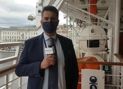 """Costa Crociere riparte da Trieste, Gianluca Madriz a Il Giornale d'Italia: """"Oggi è un inizio e sono certo sia la strada giusta"""""""