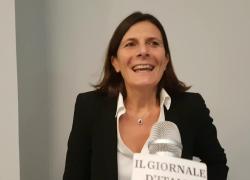 """Women's Forum G20 Italy, Elena Goitini (BNL): """"Transizione demografica, digitale e ambientale"""""""