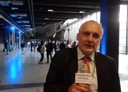"""Il Verde e il blu Festival, Giunti (Enipower): """"Abbiamo bisogno di trasformazione, nuova tecnologia e ricerca"""""""