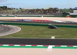 MotoGp Misano, Valentino Rossi ultima corsa in Italia: il giro d'onore. IL VIDEO