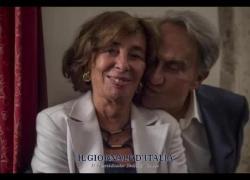 """Diana De Feo: """"Mio marito Emilio Fede è l'unico grande conduttore di telegiornale. E tra lui e Mentana o Santoro..."""". IL VIDEO"""