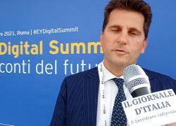 """EY Digital Summit, Battista (EY): """"Assicurazioni, nuove sfide post pandemia e digitale"""""""
