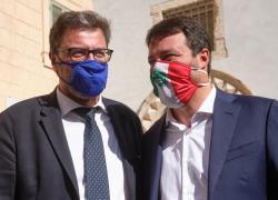 Lega, Savini resta ma Giorgetti gode: addio sovranismo e Draghi più forte