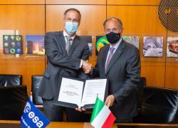 Avio con Esa: firmato contratto da 118,8 mln per assicurare l'evoluzione di Vega oltre il 2025