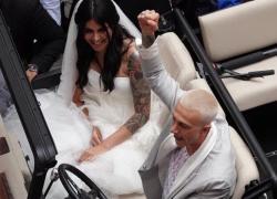 Veronica Ciardi, chi è la moglie di Federico Bernardeschi: bellissima nel suo abito da sposa