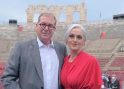 Arnea Soave Brut di Sartori, vino ufficiale della stagione 2021 dell'Arena di Verona