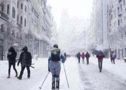 Meteo, GELO dalla Siberia e NEVE a quote bassissime anche sulle coste