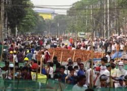 Golpe Myanmar: almeno 149 morti dall'inizio delle proteste