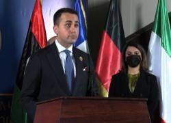Di Maio in Libia: priorità ritiro di mercenari e forze straniere