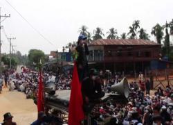 Myanmar, ecco le manifestazione nel giorno più nero di protesta
