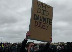 Uccisione di Daunte Wright, coprifuoco e tensioni a Minneapolis