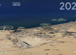 Google Earth Timelapse: com'è mutato il nostro pianeta in 37 anni