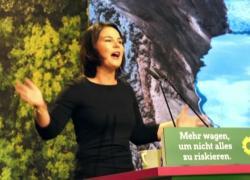 Annalena Baerbock, la super candidata dei Verdi alla cancelleria