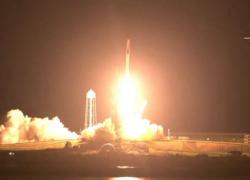 Spazio, lancio riuscito per la missione Crew 2 di SpaceX