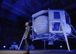 Spazio, Blue Origin contro la Nasa per aver scelto SpaceX