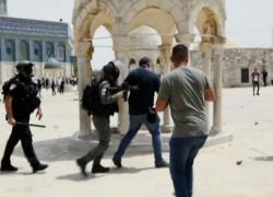 Nuovi scontri a Al Aqsa mentre impazza la retorica della vittoria